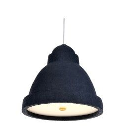 Moooi Outlet - Salago hanglamp small donkerblauw