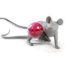 Seletti Mouse Lamp Lop tafellamp
