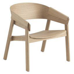Muuto Cover Lounge Chair eiken