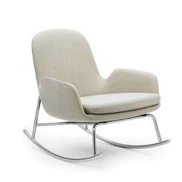 Normann Copenhagen Era Rocking Chair Low schommelstoel