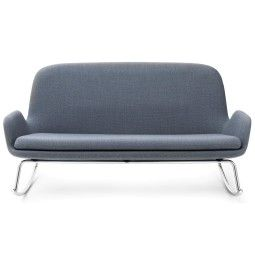 Normann Copenhagen Era Rocking Sofa bank met stalen onderstel