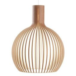 Secto Design Outlet - Octo 4240 hanglamp walnoot