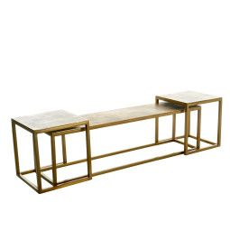 Pols Potten Slide Table bijzettafel set van 3