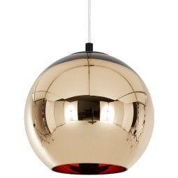 Tom Dixon Copper Bronze hanglamp 25cm