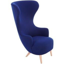 Tom Dixon Wingback Copper fauteuil