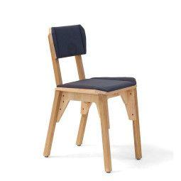 Vij5 S-Chair stoel gestoffeerd