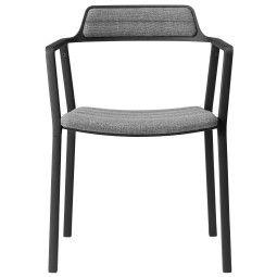 VIPP Vipp451 stoel met armleuning stof