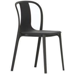 Vitra Belleville Chair gestoffeerde stoel