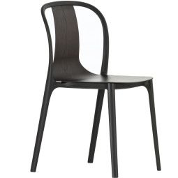Vitra Belleville Chair Wood stoel