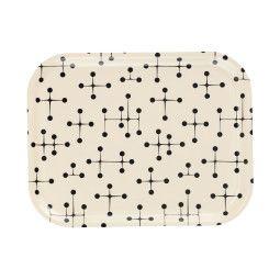 Vitra Classic Tray Dot Pattern dienblad medium