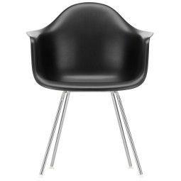 Vitra Eames DAX stoel met verchroomd onderstel, nieuwe kleuren