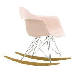 Vitra Eames RAR schommelstoel, nieuwe kleuren