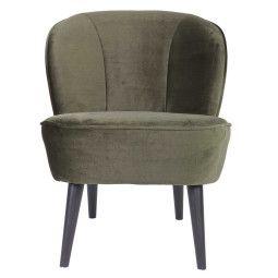 WOOOD Sara fauteuil