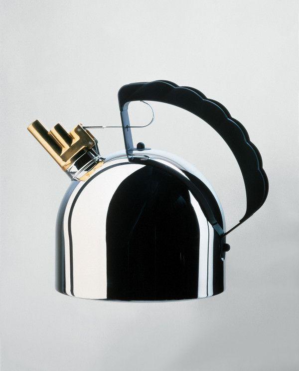 Alessi Sapper fluitketel inductie