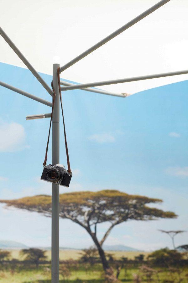Extremis Acacia parasol