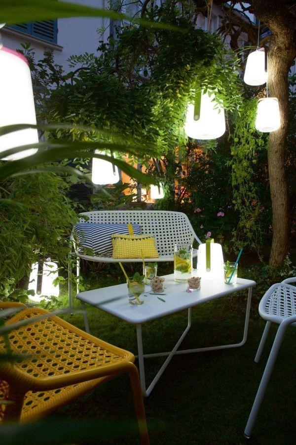 Fermob Balad tafellamp H25