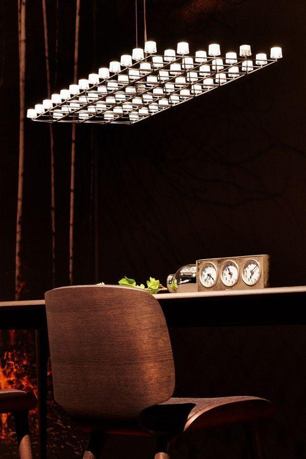 Moooi Space-Frame hanglamp LED
