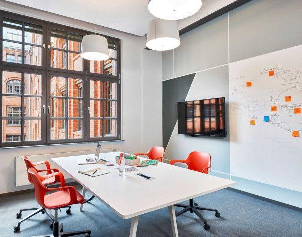 Vitra Hal Armchair Studio bureaustoel