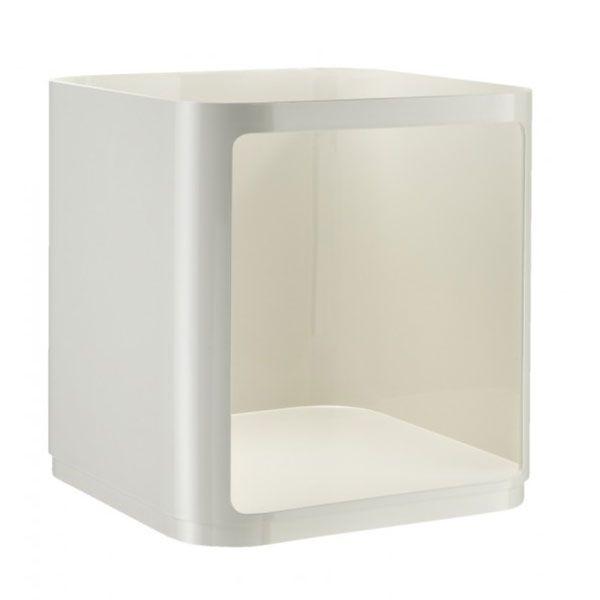 Kartell Componibili kast vierkant large, zonder deurtje
