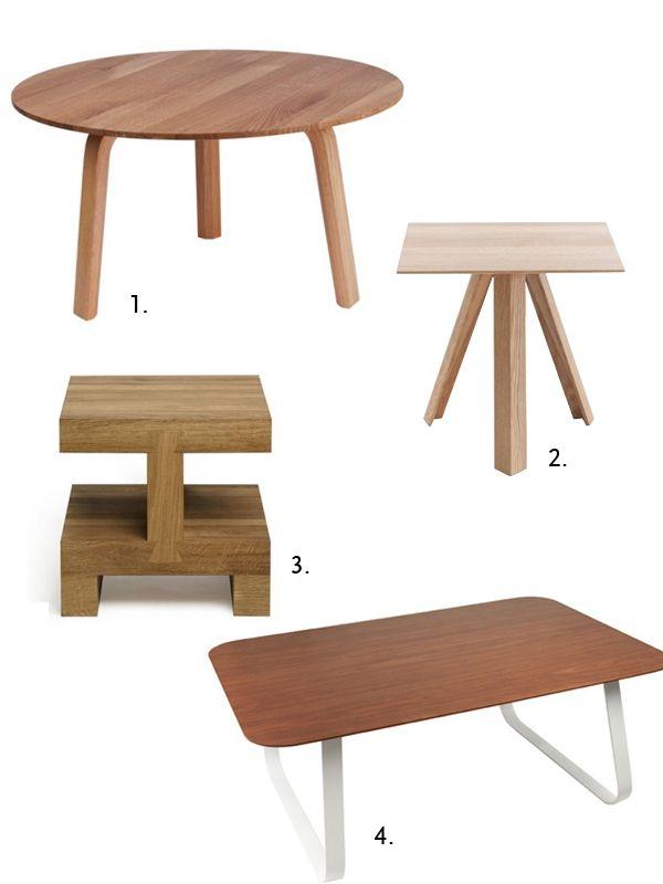 Houten Salontafel Design.Design Salontafel Voor Je Interieur Advies