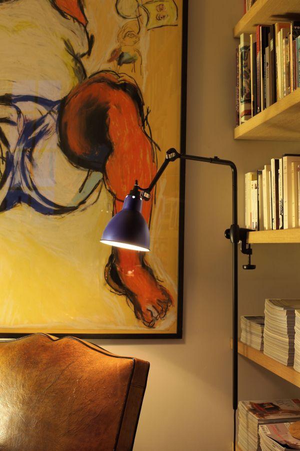 DCW éditions Lampe Gras N226 bureaulamp met tafelklem