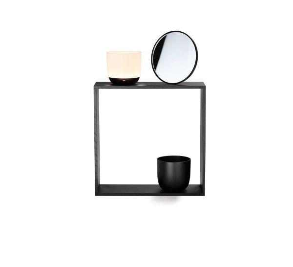 Flos Gaku wandlamp wireless zwart