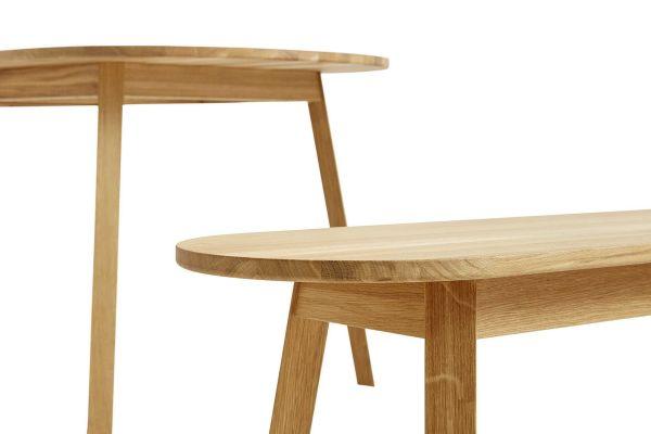 Hay Triangle Leg tafel 200x85