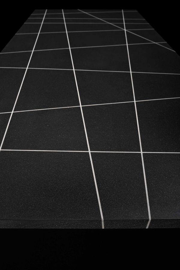 MDF Italia Tense Material Marble tafel 200x90