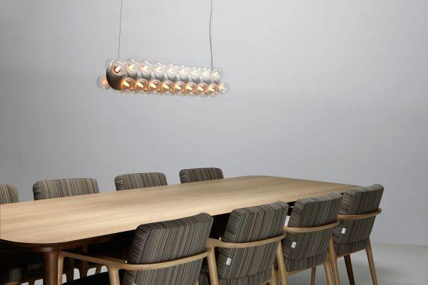 Moooi Zio tafel 310x100