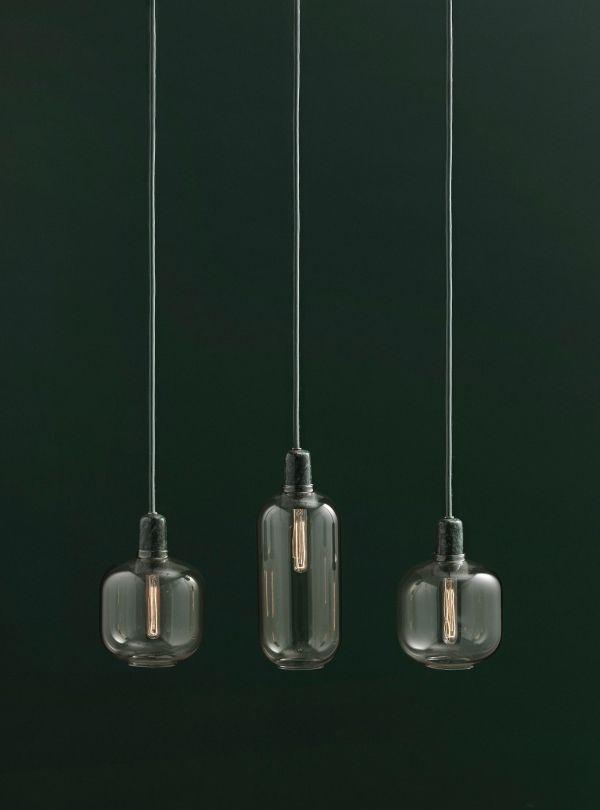 Normann Copenhagen Amp Lamp hanglamp large