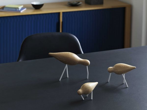 Normann Copenhagen Shorebird kunst medium