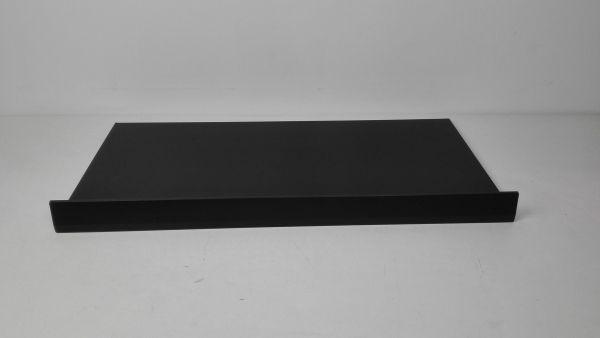 String Outlet - Tijdschriftenrek hout  78 x 30 cm zwart