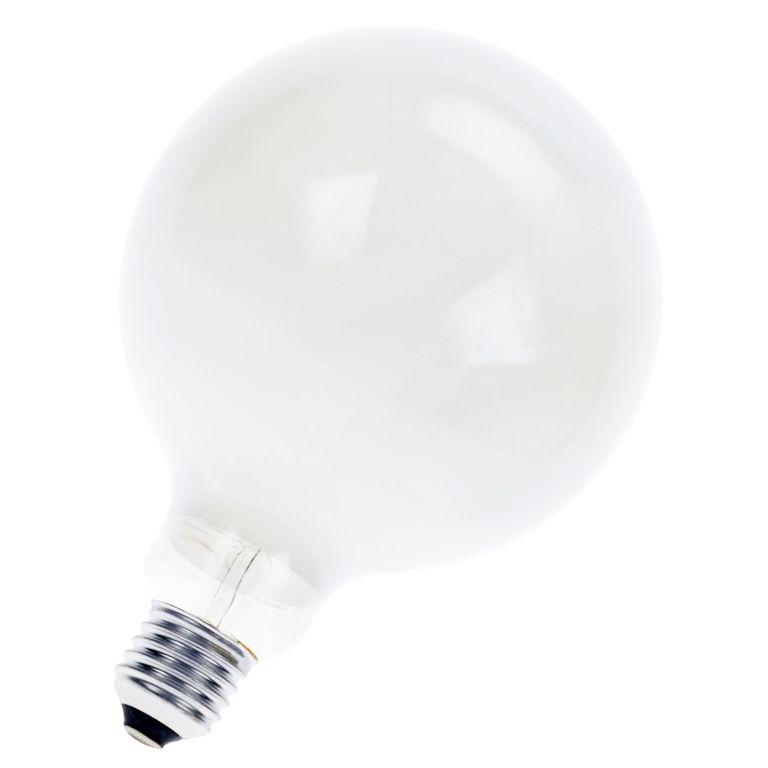 Flinders Filament LED E27 8W 2700K Opaal lichtbron niet dimbaar
