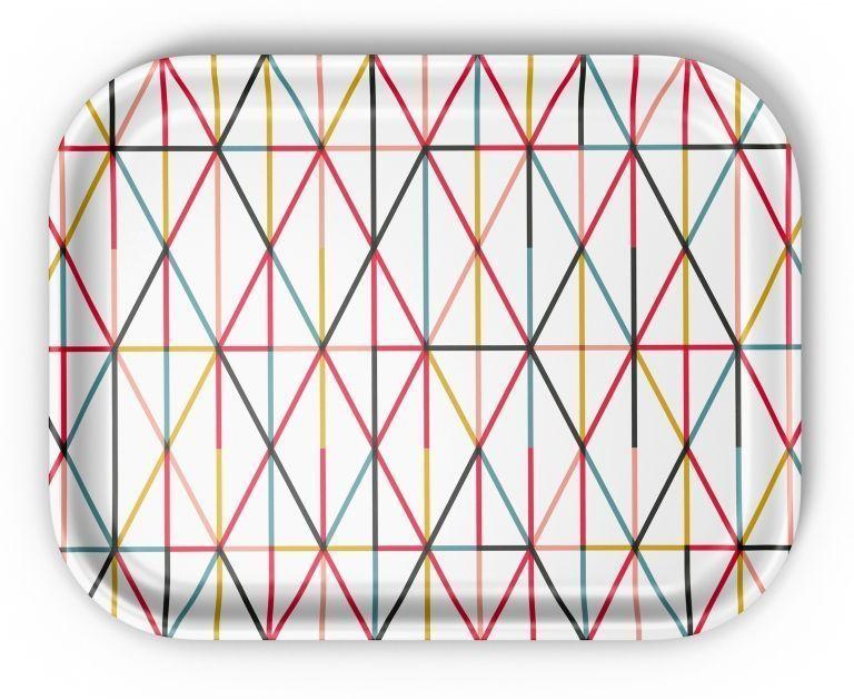 Vitra Classic Tray Grid dienblad medium