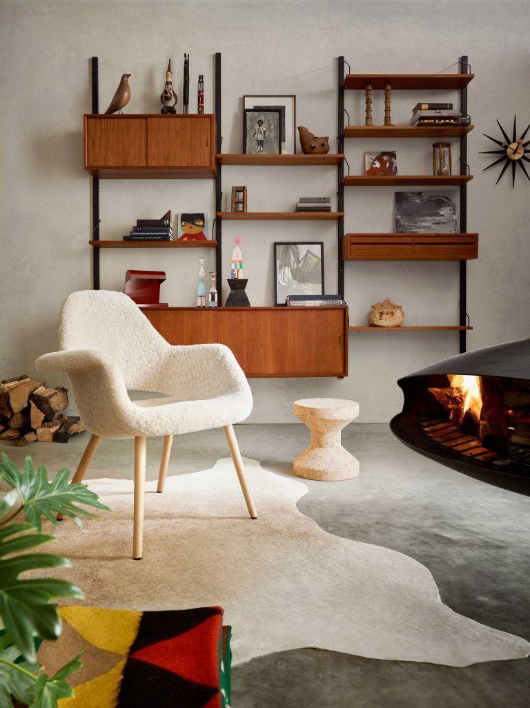 Vitra Organic Chair Sheepskin (Limited Edition)