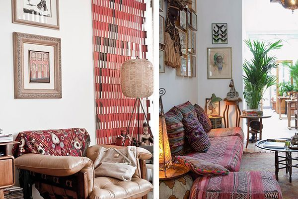 Bohemian Balkon Inrichting : Woontrend bohemian chic advies