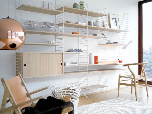 String Kasten Sterk Staaltje Functioneel Design Advies