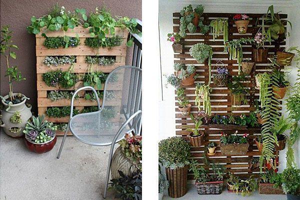 Tuinieren Op Balkon : Verticaal tuinieren balkon