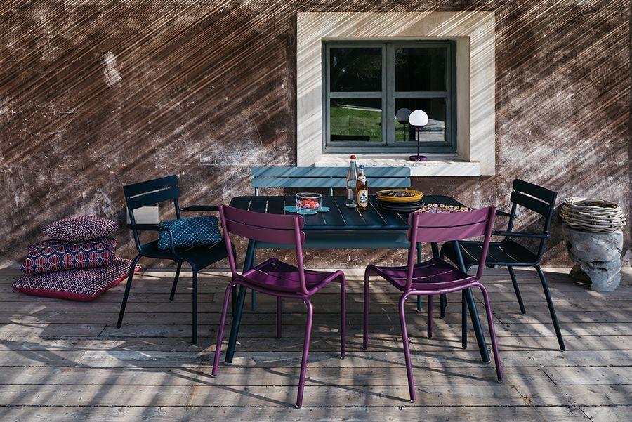 Minimalistisch interieur tuinset zebra tuinmeubelen kopen