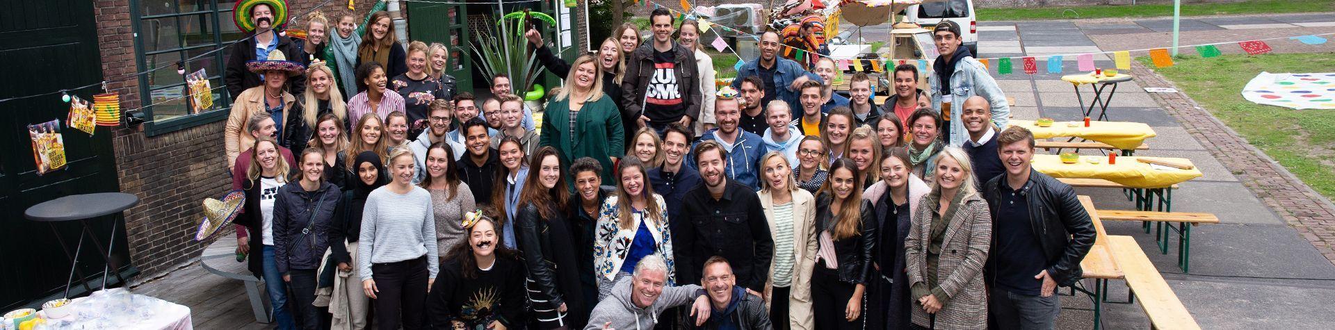 Het Flinders team