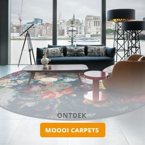 Ontdek Moooi Carpets